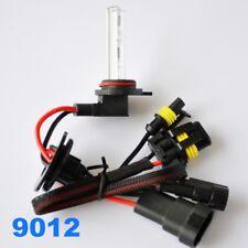 Brand NEW 9012 9012LL HIR2 Xenon HID replacement headlight bulbs Maxima MKX GMC