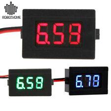 12V LED Display Digital Temperature Meter -50°C~+ 110°C Thermometer Sensor