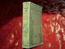 Libro Antico 1906 Hygiene de la Ferme par Regnard e Portier Illustrato Medicina