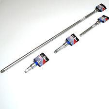 BGS 3/8 Verlängerung Nuss Steckschlüssel Einsatz Knarrenverlängerung 50-610 mm