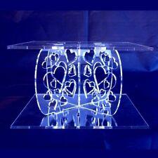 disegno del cuore quadrate per torte SEPARATORE - DISPONIBILE