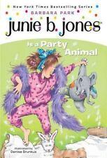 Junie B. Jones: Is a Party Animal No. 10 by Barbara Park (1997, Paperback)