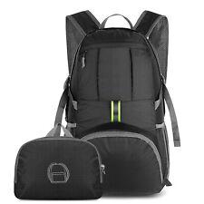 Ultralight Waterproof Backpack Large Foldable Daypack Hiking Travel Shoulder Bag