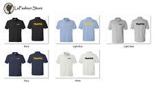 TRAFFIC logo Polos public safety security police Polo shirts S-5XL