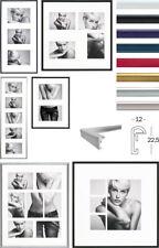 Kunststoff-Galerierahmen GALERIA 10x15 cm, 13x18 cm und 15x20 cm
