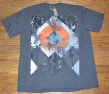 APT 9 Camiseta Gráfica Hombre Punto Camiseta manga corta cuello redondo PALMERAS