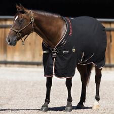 Horseware Rambo Grand Prix Helix Lite 0g manta-Black/tan-abschwitzdecke