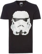 Stormtrooper T Shirt Star Wars Official Mens UK M-XL 100% Cotton