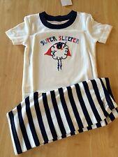 NWT Gymboree Boys Sheep Gymmies Pajamas PJ 4 5 7 shortie set cotton