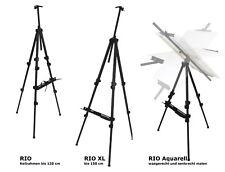 Profi- Staffelei RIO aus Alu, hohe Tragkraft, sehr Standfest, Qualitätsprodukt