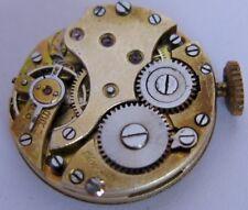 vintage Lady glashutte watch movement 15 j. for parts