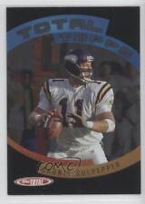 2005 Topps Total #TT5 Daunte Culpepper Minnesota Vikings Football Card