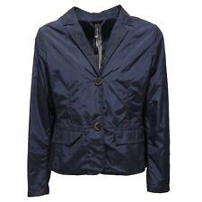 5155R giubbotto bimba ADD JUNIOR giacca blu jacket kid