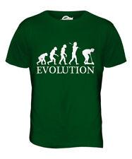MICRO SCOOTER evoluzione dell' uomo da uomo T-Shirt Tee Top REGALO MAXI Micro