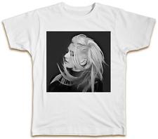Ellie Goulding Shaved Head T-Shirt - Pop Music Cool Swag Hipster Designer Gift