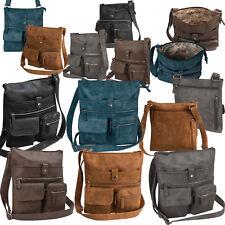 Bag Street Damentasche Umhängetasche Handtasche Schultertasche T0100_1