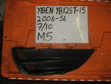 SCOOTER 2006 YIBEN YB125 YB125T-15 RIGHT SIDE BLACK PLASTIC