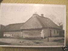 3437 AK Brest-Litowsk Wohnhaus Storch1917 PC poland WWI