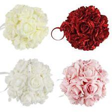 Pequeño Carnaval de espuma Rose Pomander! Flores Niña Decoración para Boda Dama De Honor