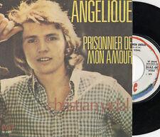 CHRISTIAN VIDAL  disco 45 giri  MADE in ITALY Angelique