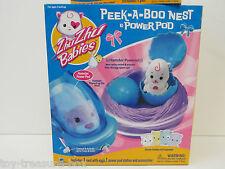 Zhu Zhu Babies - Peek-A-Boo Nest with Power Pod - Ages 4 & up