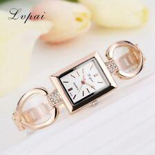 Women's Watch Rose Gold Elegant Bracelet Style W3C