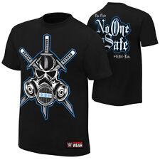 "WWE The Club ""No One is Safe"" Authentic T-Shirt *NEU* S M L XL - 5XL AJ Styles"
