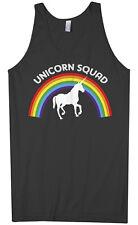 Unicorn Squad Men's Tank Top Rainbow Birthday Gift Idea