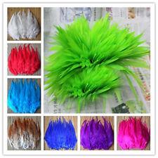 wholesale 20-200 pcs beautiful pheasant neck feathers 5-7 inches / 12-15 cm
