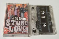 STONE LOVE - LIVE FROM JAMAICA TAPE (MASTERTAPES) Bounty Killer Sizzla Capleton