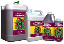 General Hydroponics FloraMicro 1 Quart, 1 Gallon, 2.5, 6 Gal -flora micro GH QT