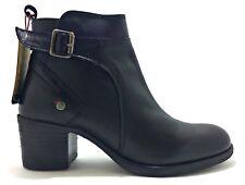 WRANGLER CAMERON BOOTIE WL172600 scarpe stivaletti stivali donna pelle camoscio