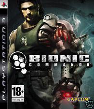 Videogame Bionic Commando PS3