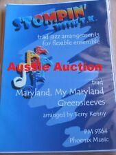 Maryland, My Maryland Flexibe Ensemble Jazz Arrangement