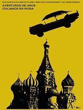 Quality POSTER on Paper or Canvas.Movie Art Decor.Italian n Russia.Kremlin.4521b