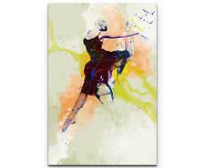 Ballett III als Premium Leinwandbild