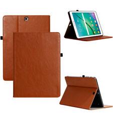 Cuir Tablette cover pour Apple Ipad / Samsung Galaxy Tab + Film de protection