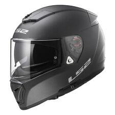 LS2 FF390 Breaker Helmet - Matte Titanium 2017 Motorcycle Street Road Tour Commu