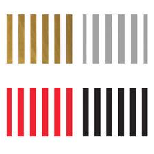 """Stripes Tissue Paper - 20"""" X 30"""" - 12 or 24 Sheet Packs Pom Gift Favors"""