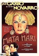 Mata Hari - Greta Garbo - New DVD