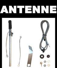 Autoradio Teleskop Antenne inkl. Einbauzubehör passend für  GOLF 3 Variant ~~