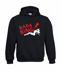 Bada Bing! señores sudaderas