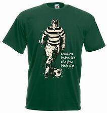 T-shirt Maglietta J1120 Football Celtic Irish