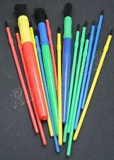 Childrens kids art paint brushes select brush Size & Quantity FREE POST N19