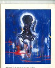 Jeff GOMPERTZ Akira Ikeda Gallery Nagoya 1987 Art Exhib