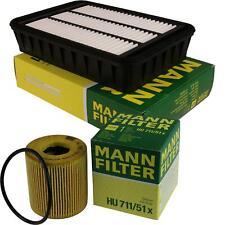 MANN-Filter Set Ölfilter Luftfilter Inspektionspaket MOL-9308555