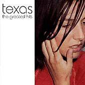 The Greatest Hits, Texas, Good Condition CD Album Best of Sharleen Spiteri
