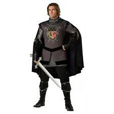 Dark Knight Costume Adult Medieval Halloween Fancy Dress