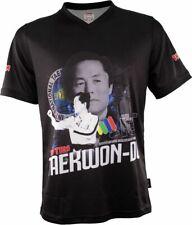 ITF T-Shirt General Choi mit V-Ausschnitt von Top Ten, Polyester. Gr. XS-XXL.TKD