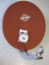 hochw.Satellitenanlage,78cm,Twin - LNB (2Teilnehmer)neu